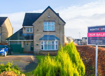 Thumbnail 4 bed detached house for sale in Condor Close, Queensbury, Bradford