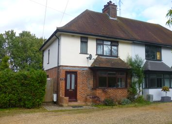 Thumbnail 2 bed semi-detached house to rent in Great North Road, Brookmans Park, Hatfield