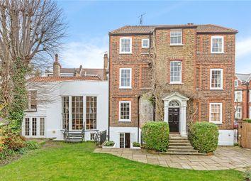 The Vineyard, Richmond, Surrey TW10. 5 bed semi-detached house for sale