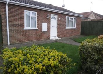 Thumbnail 2 bed detached bungalow to rent in Beechwood Road, Wisbech