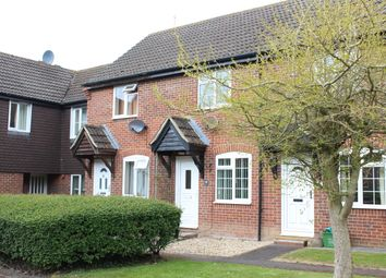 Thumbnail 1 bed terraced house for sale in Freemans Close, Hungerford