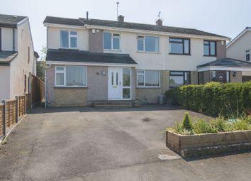 Thumbnail 4 bed semi-detached house for sale in Waveney Road, Keynsham, Bristol