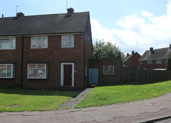 Thumbnail 3 bed end terrace house for sale in 7 Weavers Walk, Courthouse Green, Coventry