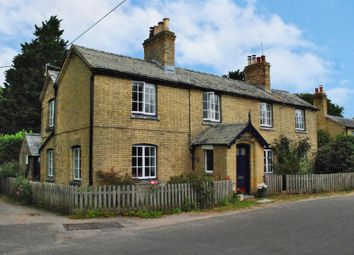 Exbury, Southampton, Hampshire SO45. 3 bed semi-detached house