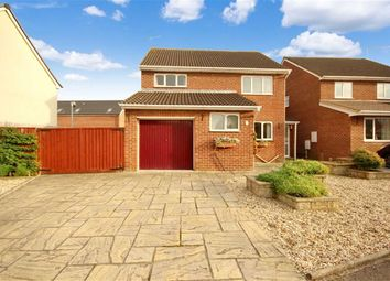 Thumbnail 4 bed detached house for sale in Griffiths Close, Stratton, Wiltshire