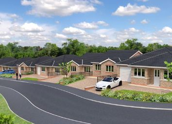 Thumbnail 3 bed bungalow for sale in Eccleshall Road, Loggerheads, Market Drayton