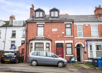 Thumbnail 3 bedroom end terrace house for sale in Abbey Street, Derby