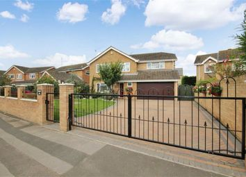 Thumbnail 5 bed detached house for sale in Windbrook Meadow, Kingsdown Park, Wiltshire