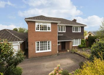 Thumbnail 5 bed detached house for sale in Llandevaud, Newport