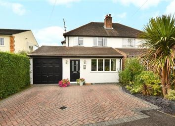 Thumbnail 3 bed semi-detached house for sale in Gurnells Road, Seer Green, Beaconsfield