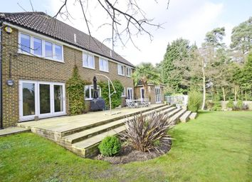 Thumbnail 4 bed detached house to rent in Brackenhill, Cobham
