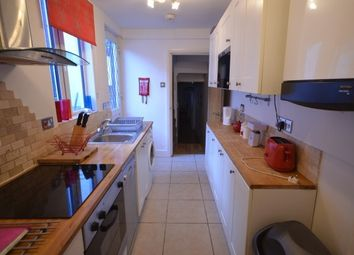 Thumbnail 5 bed terraced house to rent in Marlborough Road, Gillingham