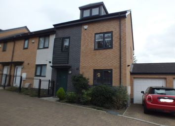 Thumbnail 3 bed terraced house for sale in Colwyne Place, Newcastle Upon Tyne