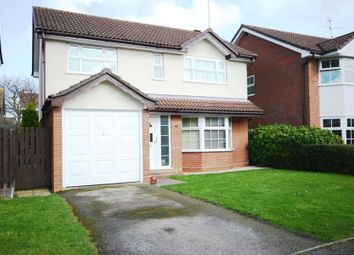 Thumbnail 4 bed detached house to rent in Constable Way, College Town, Sandhurst