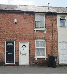 Thumbnail 2 bed terraced house for sale in Brook Street, Lye, Stourbridge, West Midlands