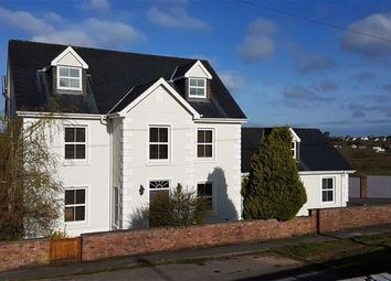 Thumbnail 4 bed detached house for sale in Heol Y Plas, Cross Hands Food Park, Cross Hands, Llanelli