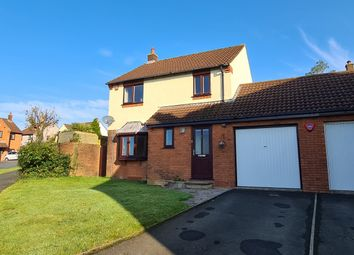 Thumbnail 3 bed detached house for sale in Woodend Road, Woolwell, Plymouth
