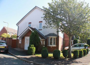 Thumbnail 1 bedroom terraced house to rent in Suffolk Drive, Whiteley, Fareham
