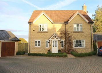 Thumbnail 4 bed detached house for sale in 5, Old Forge Close, Brinkworth
