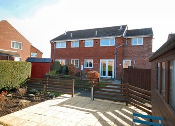 Thumbnail 2 bed semi-detached house for sale in Kingfisher Drive, Whitby