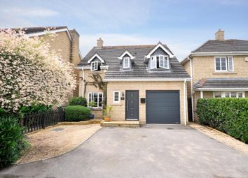 Thumbnail 3 bed detached house for sale in Newbury Avenue, Calne, Wiltshire