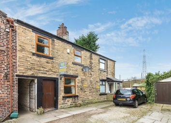 Thumbnail 3 bed cottage for sale in Kenyon Fold, Rochdale