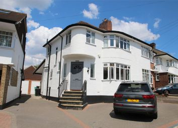 Thumbnail 3 bed semi-detached house to rent in Eastbury Road, Petts Wood, Orpington, Kent