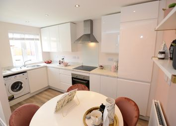 Thumbnail 3 bed terraced house for sale in Beeby Road, Scraptoft