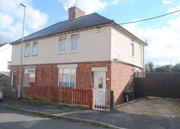 Thumbnail 3 bed semi-detached house for sale in Allen Road, Irthlingborough, Wellingborough
