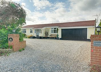 Thumbnail 3 bed detached bungalow for sale in Nether Street, Abbess Roding, Ongar, Essex