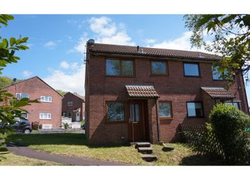Thumbnail 1 bedroom semi-detached house for sale in Bronwydd, Birchgrove