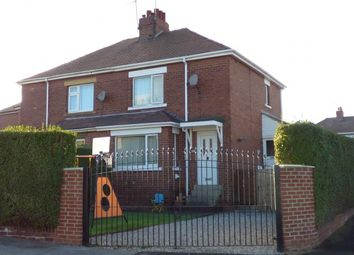 Thumbnail 3 bed semi-detached house for sale in Bevin Crescent, Wakefield