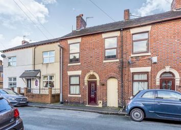 Thumbnail 2 bed end terrace house for sale in Orchard Street, Wolstanton, Newcastle Under Lyme, Staffs