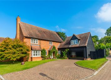 Thumbnail 4 bed detached house for sale in Potters Glen, Padbury, Buckingham