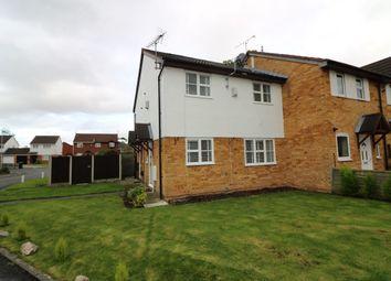 Thumbnail 1 bed property for sale in Lambourne Close, Great Sutton, Ellesmere Port