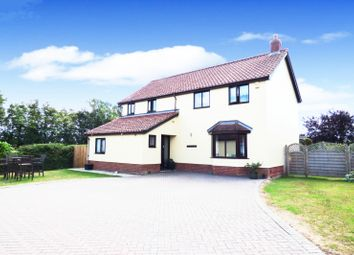 Thumbnail 4 bed detached house for sale in The Street, Tibenham, Norwich