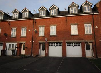 Thumbnail 4 bed terraced house to rent in Besant Close, Guide, Blackburn