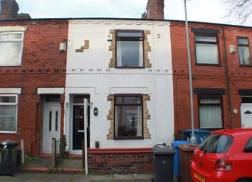 Thumbnail 2 bed terraced house for sale in Dalton Street, Eccles, Manchester
