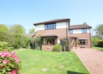 Thumbnail 5 bedroom detached house for sale in Low Chesters, Swarland, Morpeth