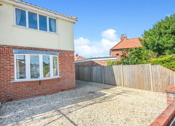 Thumbnail 3 bedroom end terrace house for sale in Allens Avenue, Sprowston, Norwich