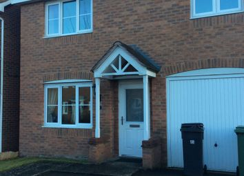 Thumbnail 4 bed detached house to rent in Yeomans Close, Astwood Bank