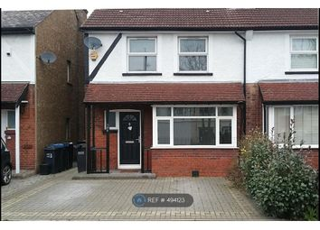 Thumbnail 2 bed semi-detached house to rent in Chipstead Valley Road, Coulsdon