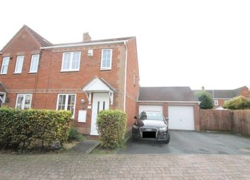 Thumbnail 2 bed semi-detached house to rent in Graylag Crescent, Walton Cardiff, Tewkesbury