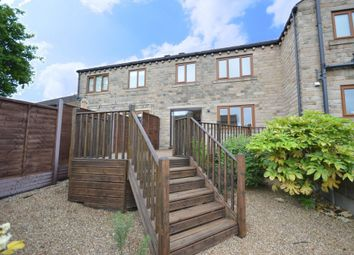 Thumbnail 3 bedroom town house for sale in Parkland Avenue, Longwood, Huddersfield