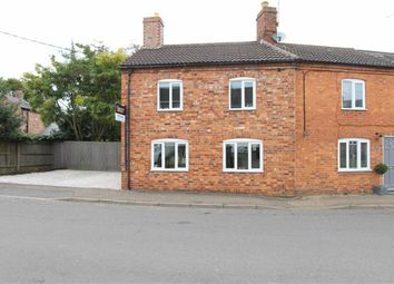 Thumbnail 3 bed end terrace house for sale in Lauds Road, Crick, Northampton