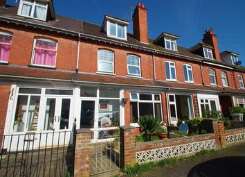 Thumbnail 4 bed terraced house for sale in Somersby Grove, Skegness