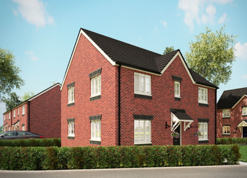 Thumbnail 4 bed detached house for sale in The Cedar, Sommerfield Road, Hadley, Telford, Shropshire