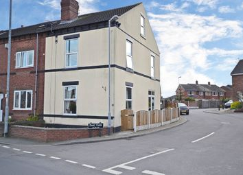 Thumbnail 3 bed end terrace house for sale in High Green Road, Altofts, Normanton