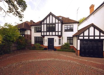 6 bed detached house for sale in Marsh Lane, London NW7