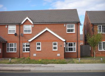 Thumbnail 2 bed terraced house to rent in Cromwell Road, Grimsby